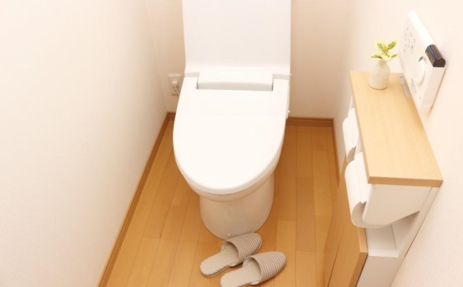 トイレのセルフチェック