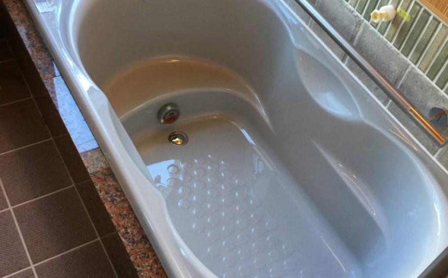 在来浴室の改修