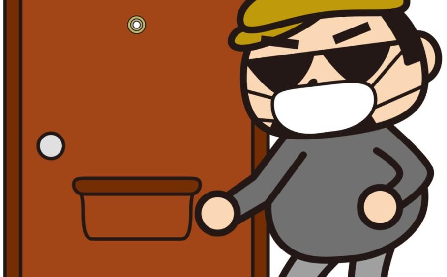 防犯対策リフォーム!