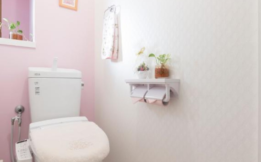 トイレ空間の考え方~水廻りリフォームはサーラへ~